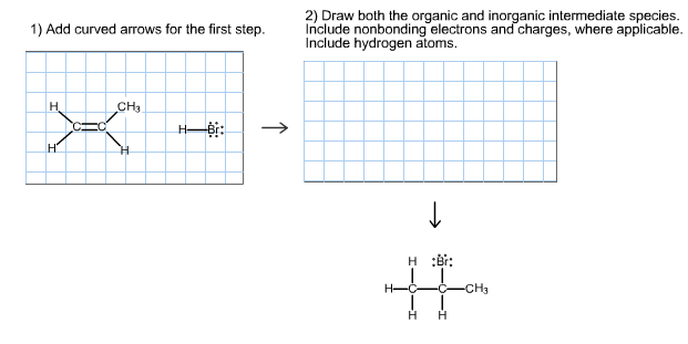 how to draw curved arrow in chemsketch