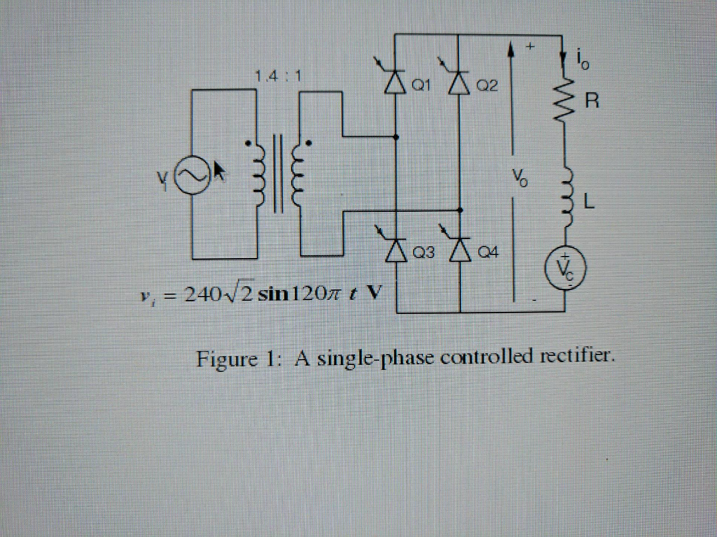 Us Area Codes In Numerical Order%0A     a  Why is a transformer connected between the supply and the power  electronic converter circuit as shown in Figure     b  What would happen if  the four