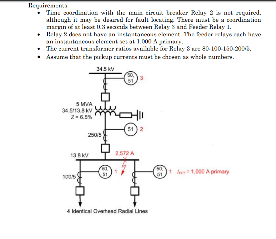 Solved: Consider The Substation Oneline Diagram Shown In F ...