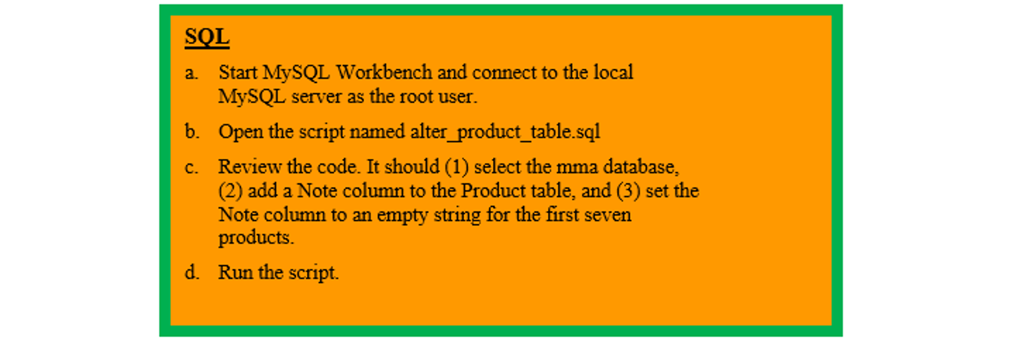 JAVA With Netbeans USE Mma