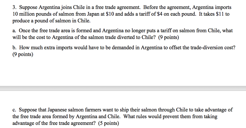 argentina and the free trade area The ambassador also signalled that the southern common market, or mercosur, of which argentina was a founding member, was open to the idea of a free-trade deal with china.