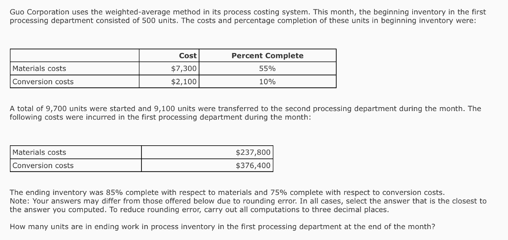 compare and contrast the fifo and weighted average methods of process costing Inventory valuation methods in accounting - fifo lifo inventory method inventory can make up a large amount of the assets on the balance sheet and so knowing how to analyze the inventory, and the method used by management is crucial.