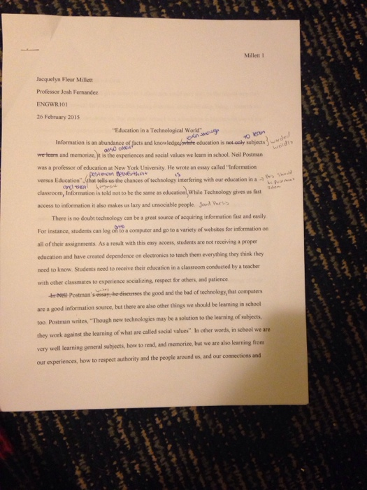 Abstract in dissertations