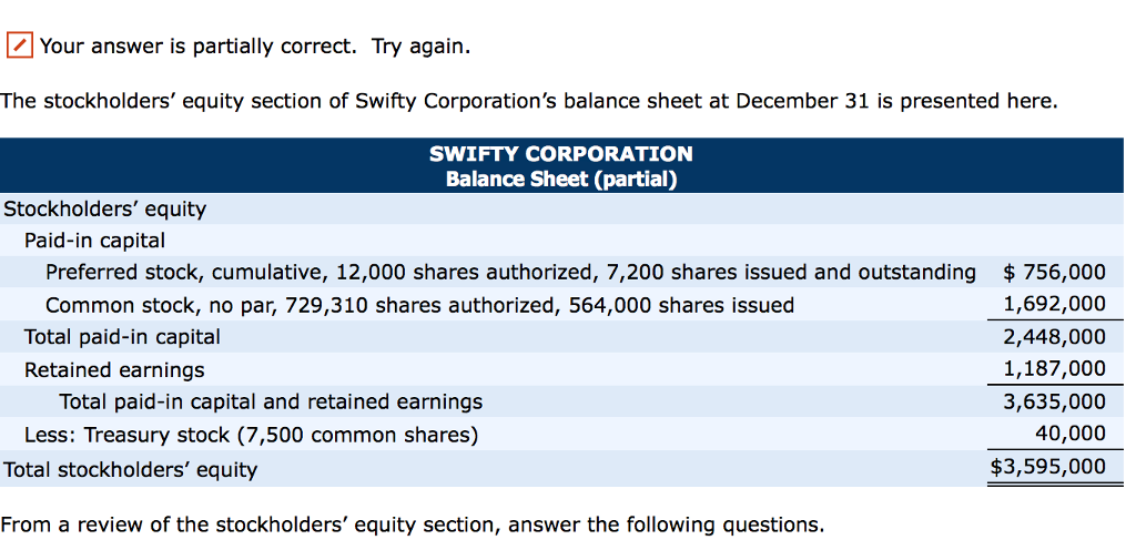 how is the stockholders equity section of a corporate balance sheet different from that in a single  How is the stockholders equity section of a corporate balance sheet different from that in a single owner business  corporate finance case study: prudential.