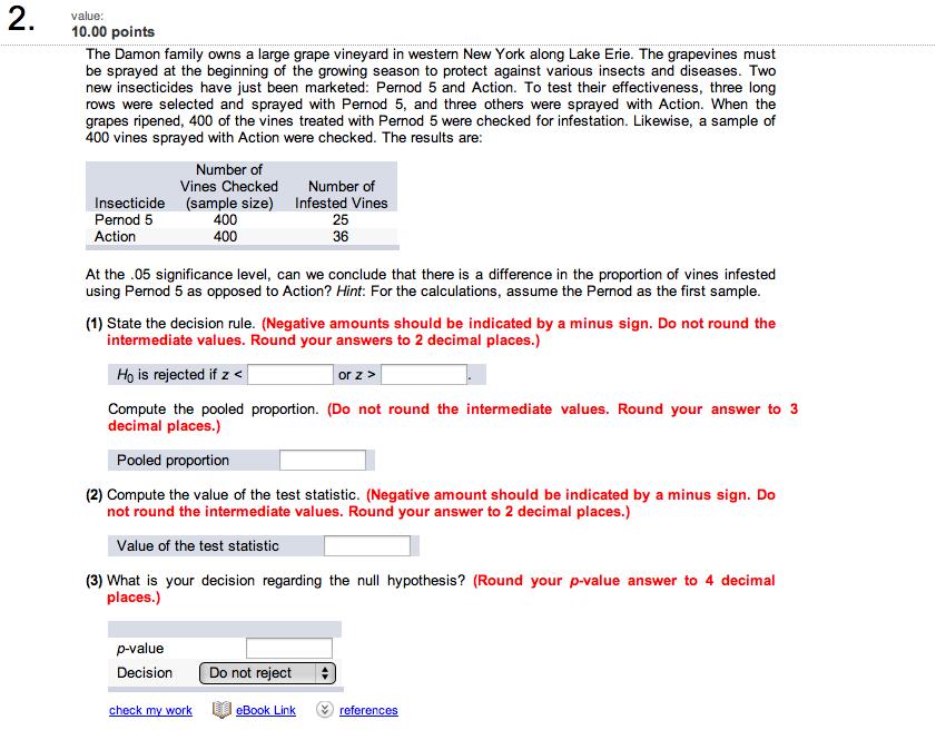 Statistics and probability archive april 30 2014 chegg com