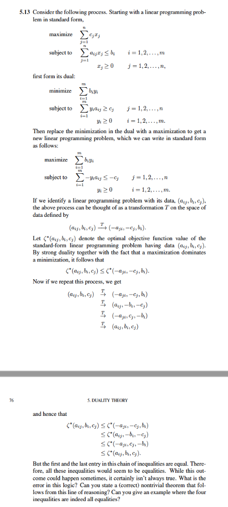 Solved Read Problem 513 Then Answer Only The First Ques