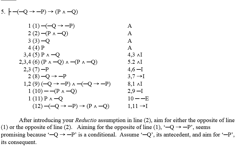 Propositional Calculus Related, Construct A Proof     | Chegg com