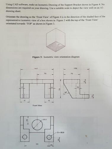 how to make an l bracket cad