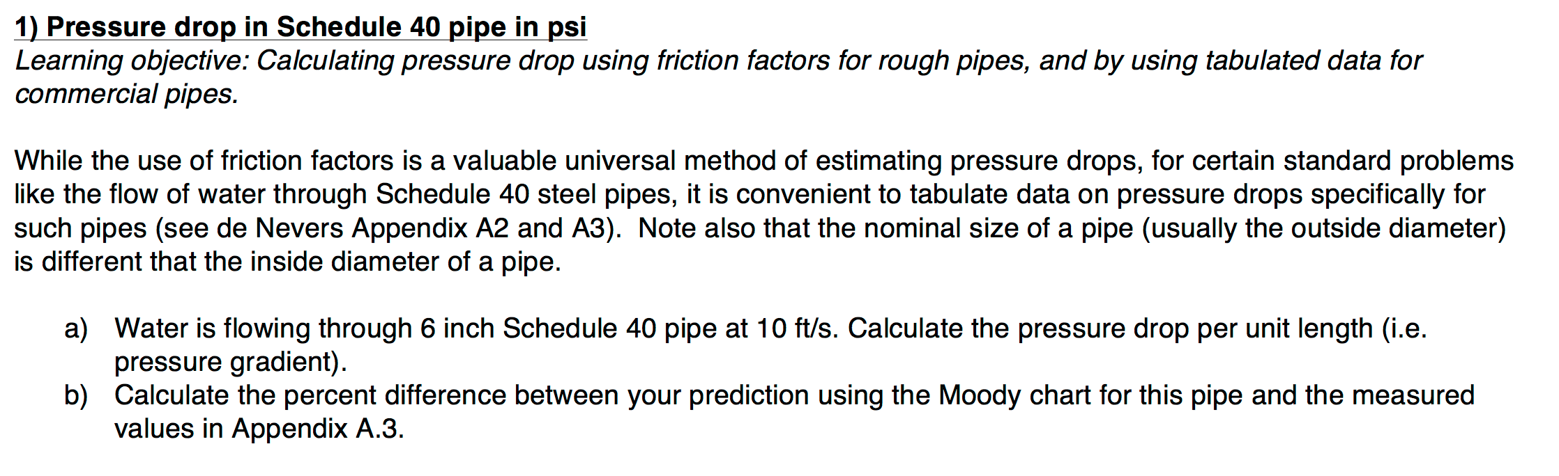 Learning objective calculating pressure drop usin chegg learning objective calculating pressure drop usin ccuart Image collections