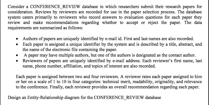 databases for research papers