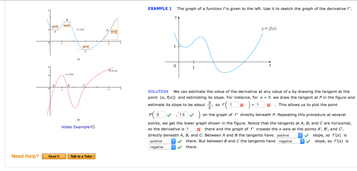 solved: the graph of a function f is given to the left. us