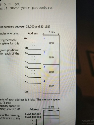 Solved Part A What Is The Minimum Number Of Bits Require