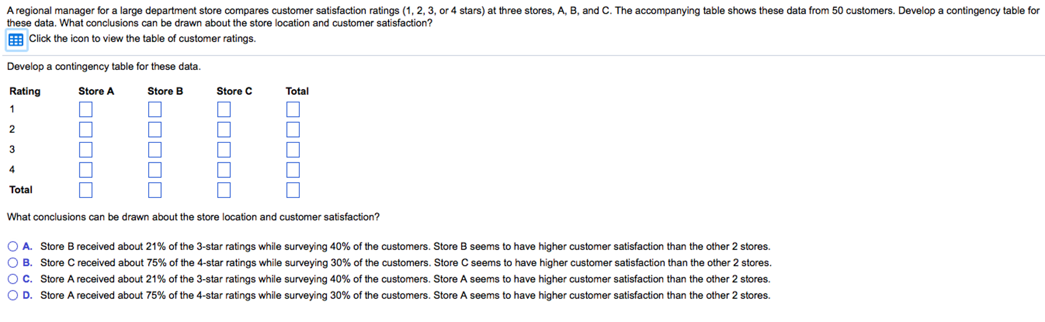 conclusion on customer satisfaction