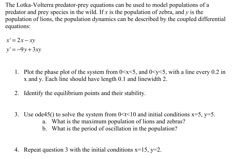 Solved: Complete The Following By Using Matlab & Providing
