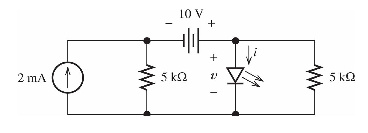 Solved: The Circuit Symbol And A Typical Voltage-ampere Ch ...