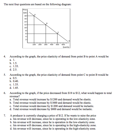 Solved 1 The Income Elasticity Of Demand For Luxuries Te