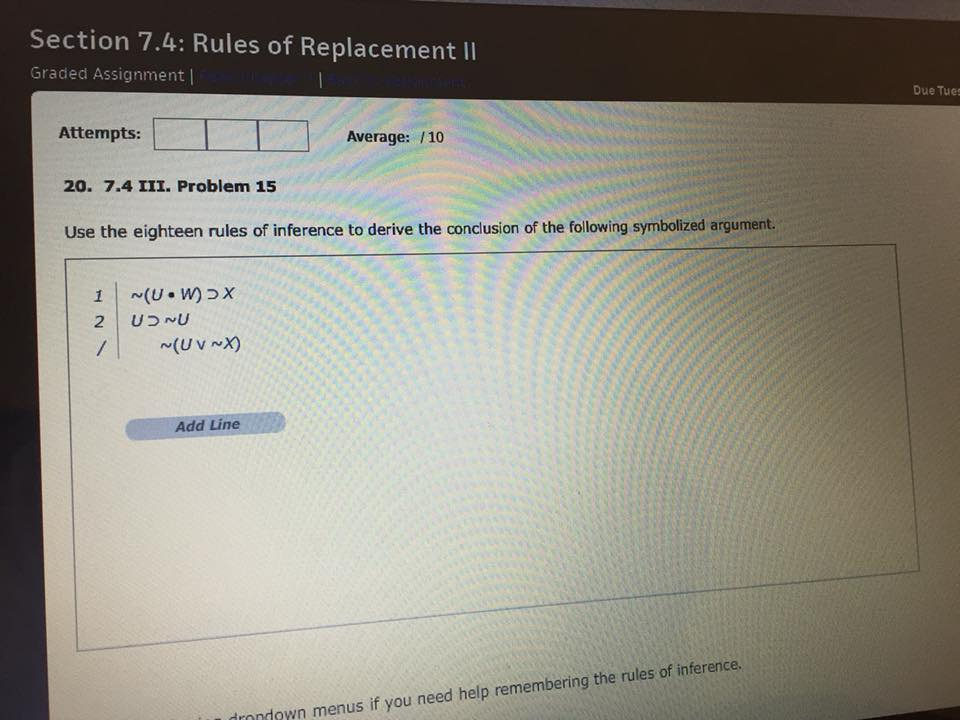 Section 74 Rules of Replacement lI Graded