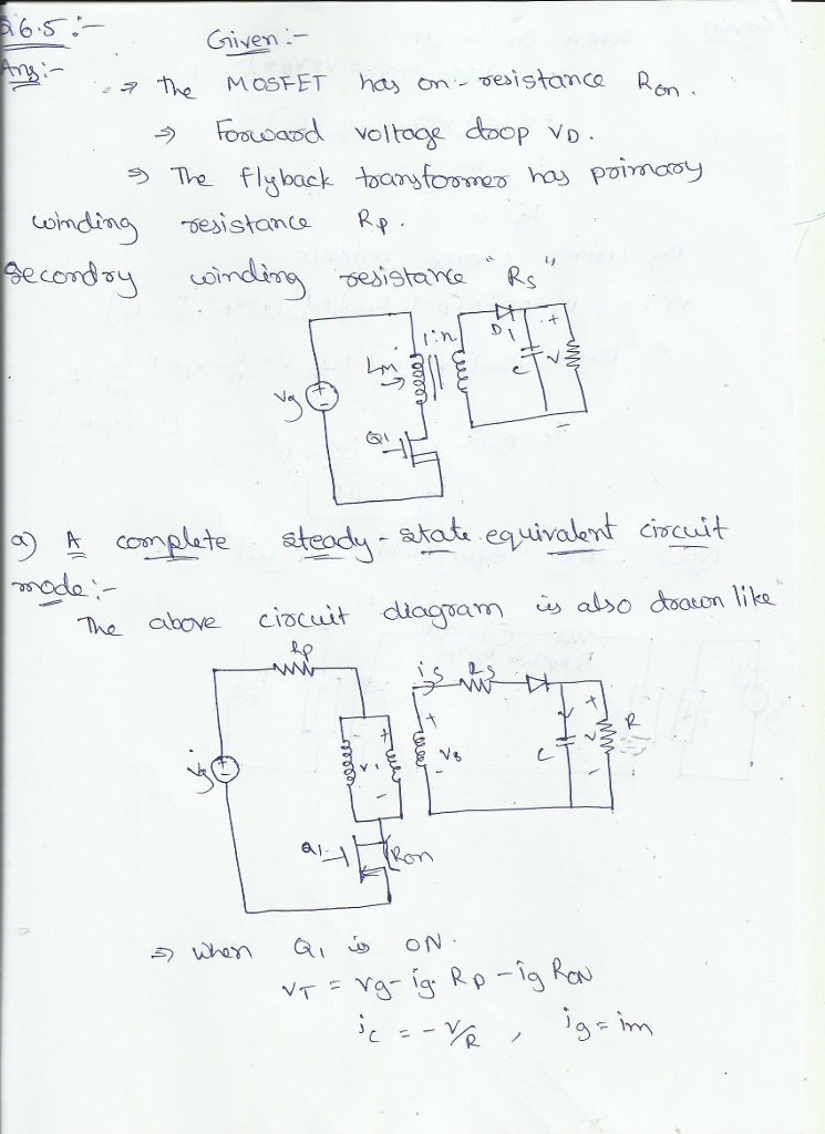 Mosfet Circuit Diagram