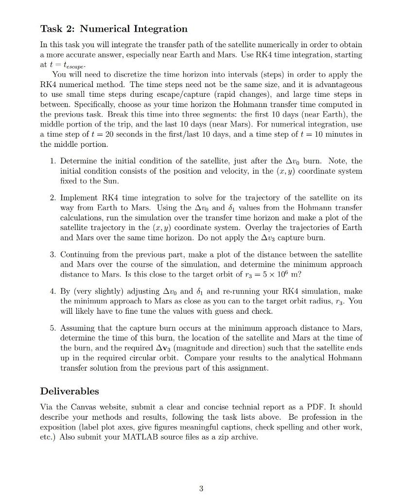 Solved: Due 12/16/16 Aero 201 Project 3 Professor Ken Powe