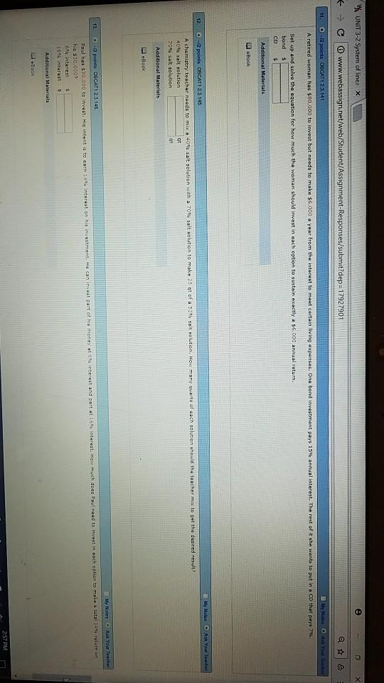 Solved c webassignwebstudentassignm question c webassignwebstudentassignment resp nsessubmitdep1 7927901 123141 set fandeluxe Images