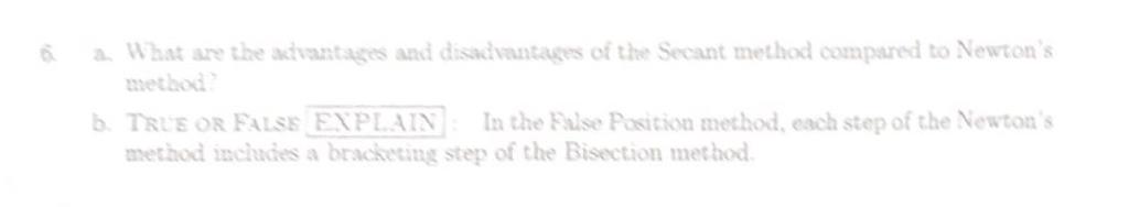 advantages of false position method