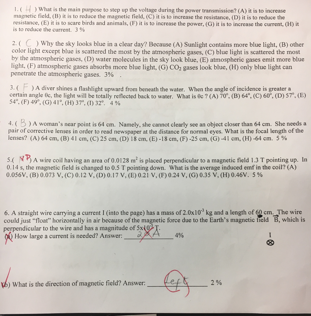 Solved: Please Show Detailed Step By Step Solution To Prob ...