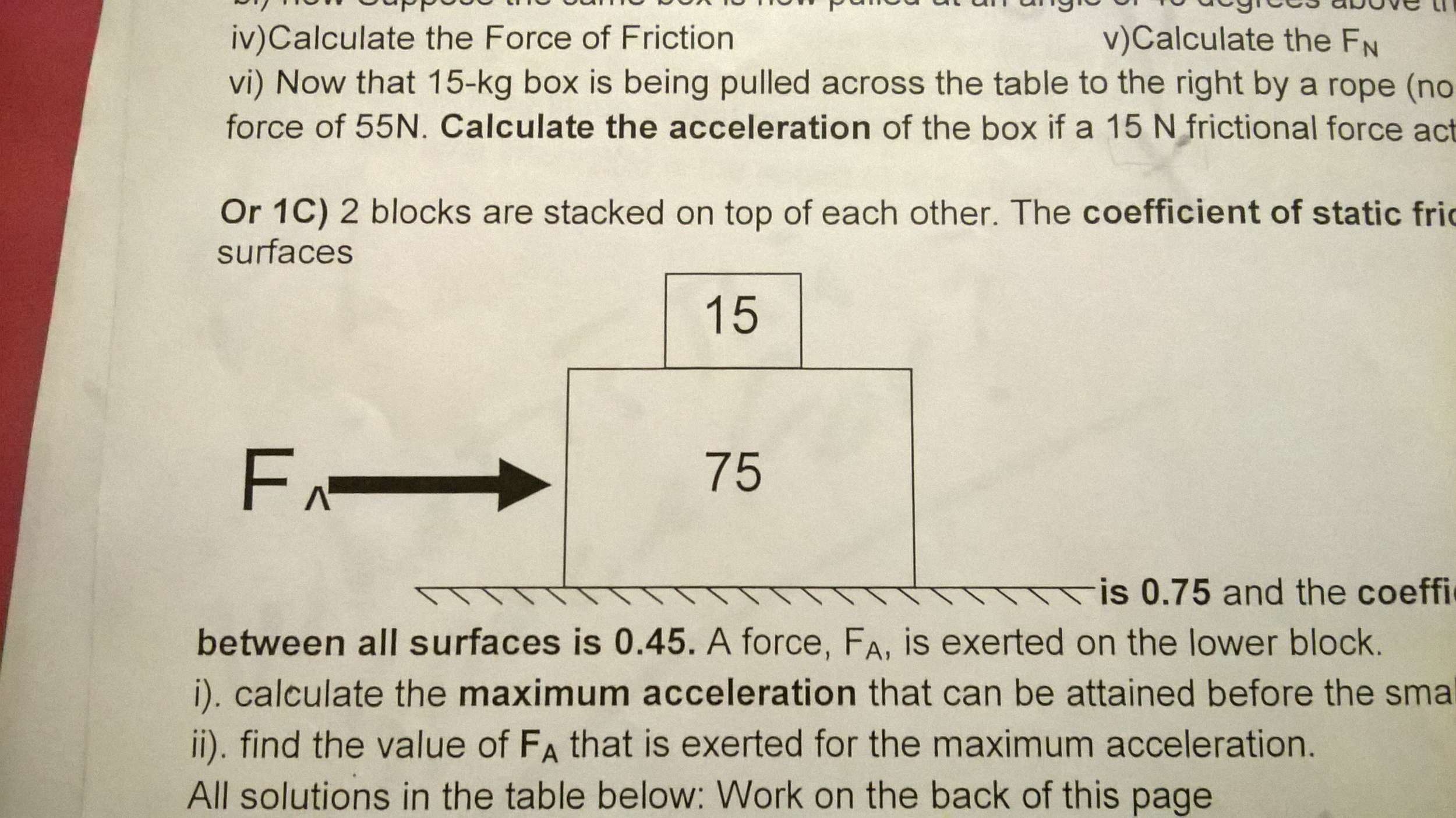Need help with 1C 19