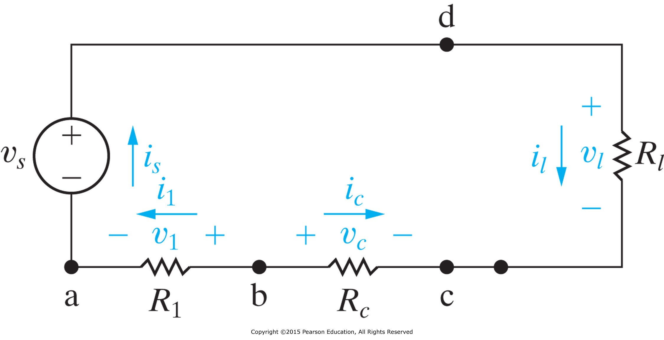 Solved Apply Voltage Divider Rule To The Circuit Shown In