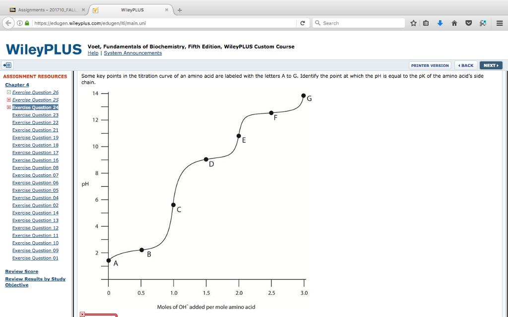 titration biochemistry