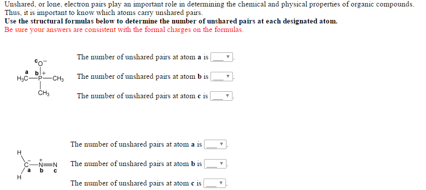 physical properties of atom