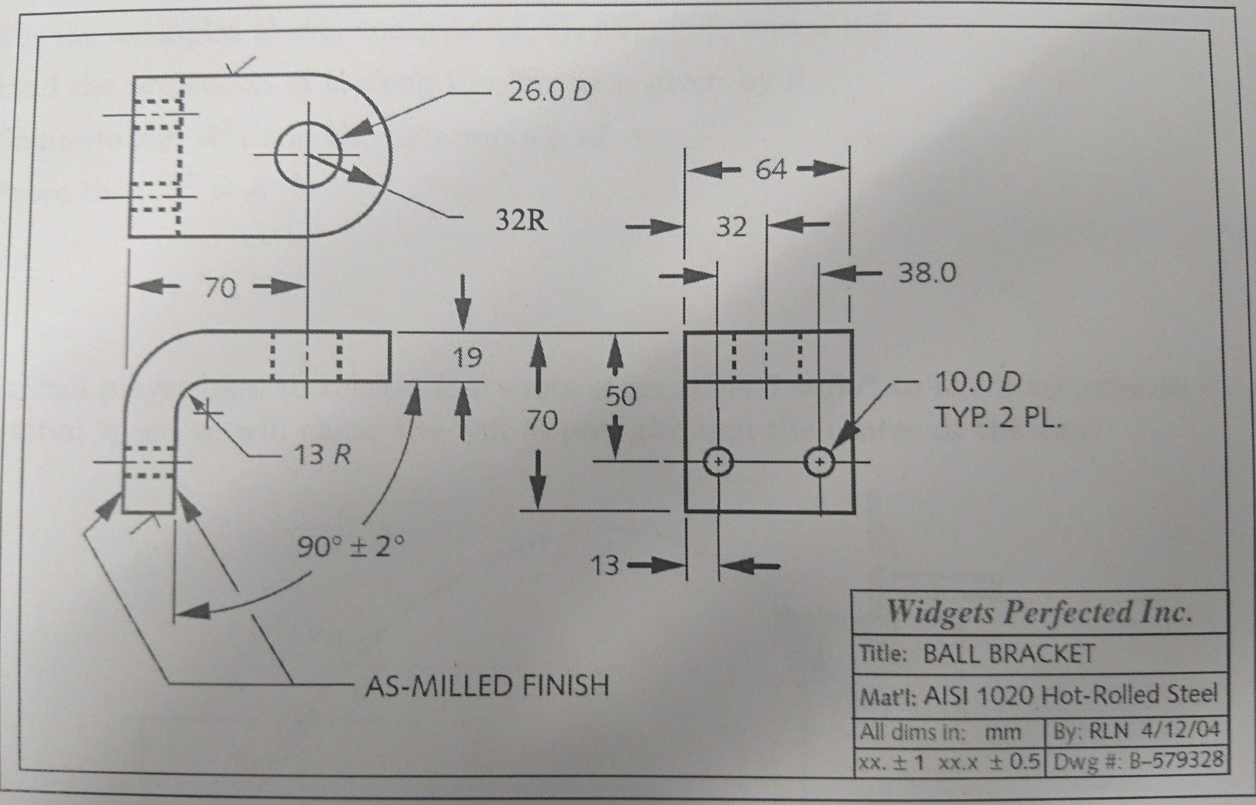 Solved Load Determination A Trailer Hitch Has Loads App Diagram See More Show Transcribed Image Text Applied As Shown Below The Tongue Weight Of 980n Acts Downward And