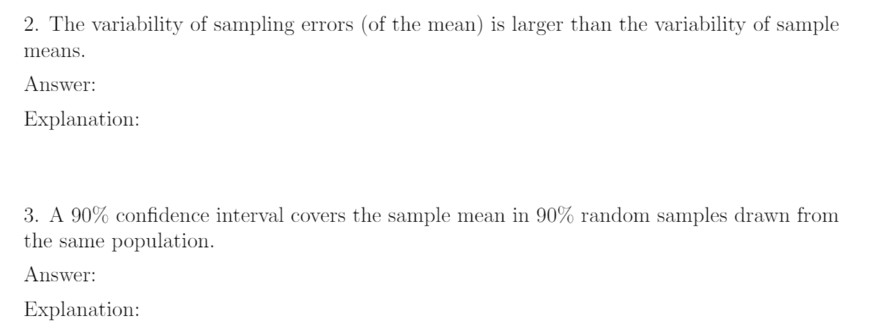 Statistics and probability archive march 13 2016 chegg the variability of sampling errors of the mean i fandeluxe Gallery
