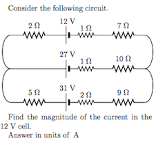 how to solve nodal analysis problems