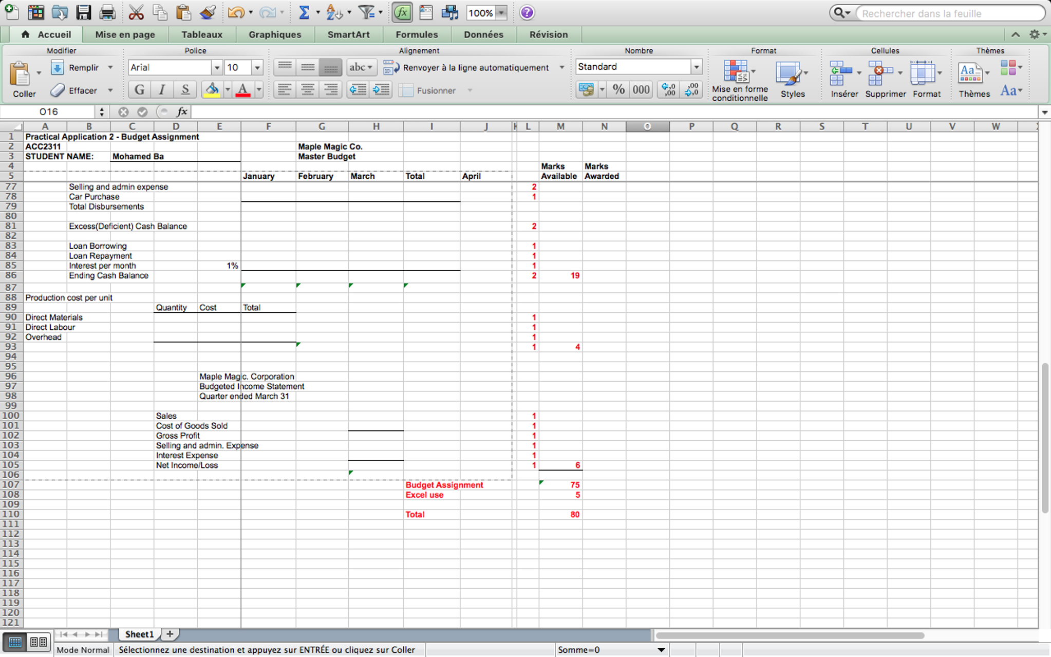 budget assignment 2 2014-10-22 assignment 4-basic excel spreadsheet  you are to create a personal budget spreadsheet for one year that will list expenses and income  cgs2060 ms excel basic spreadsheet assignment 2.