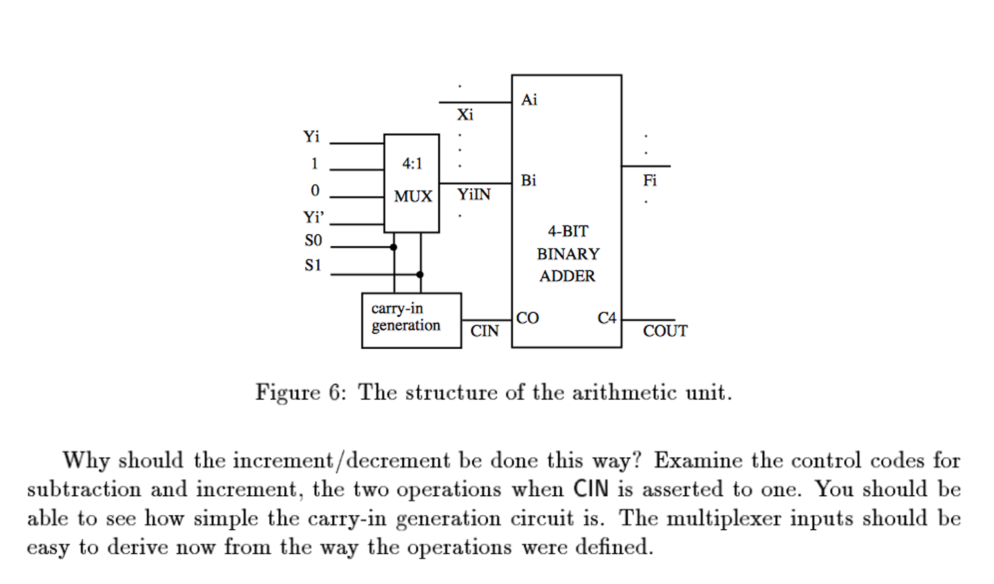 The Questions I Need Help With Are 1 Draw Lo 4 Multiplexer Logic Diagram Question Of Circuit Implementing B
