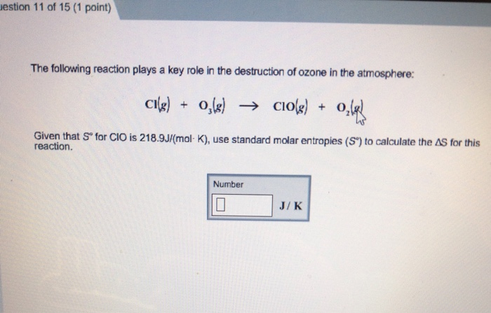Chemistry Archive | February 04, 2015 | Chegg.com