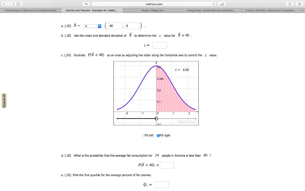 Solved: Mathlynx.com 山   Course Report   MathLynx Online ...