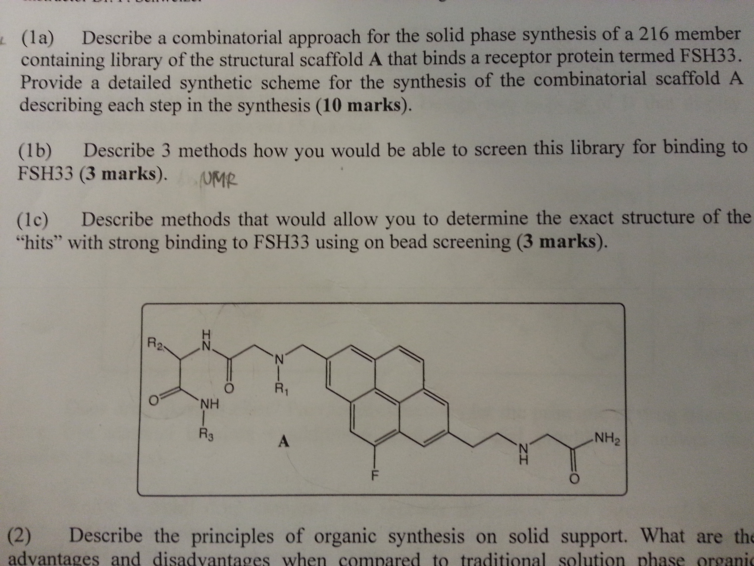 Solved: Describe A Combinatorial Approach For The Solid Ph