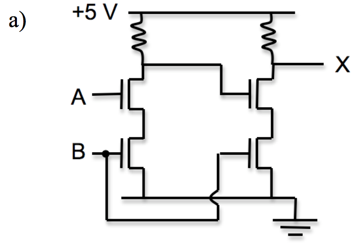 Solved: Tables To Circuits (3 Pts). Draw A Logic Diagram T ...