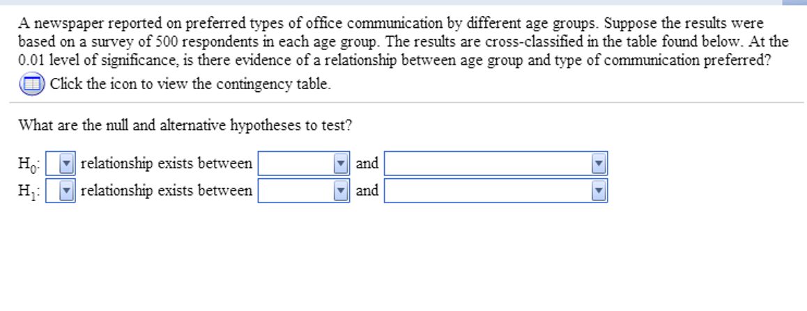 Statistics And Probability Archive June 06 2015 – Types of Office Communication