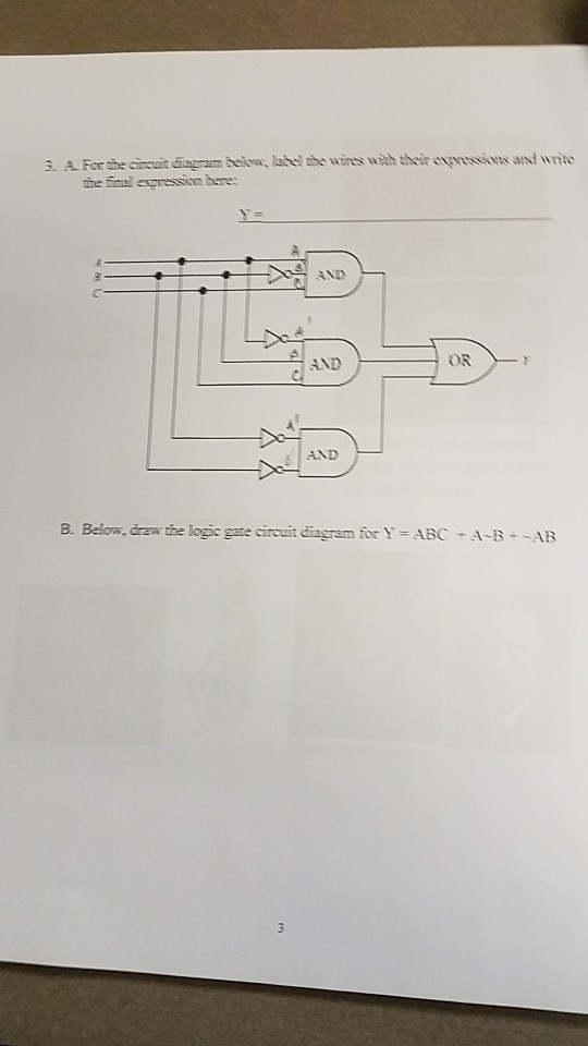 Solved: 3-A.Forte Circuit Diatram Bo O W、label The Wines ... on
