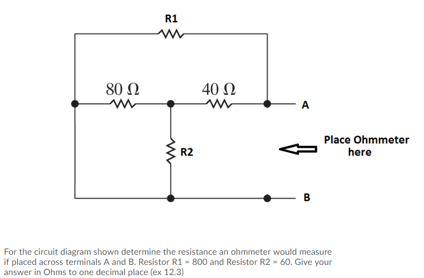 Ohm Meter Diagram Residential Electrical Symbols