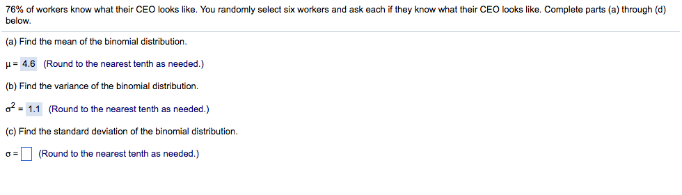 Looks As If They Know Their >> Solved 76 Of Workers Know What Their Ceo Looks Like You