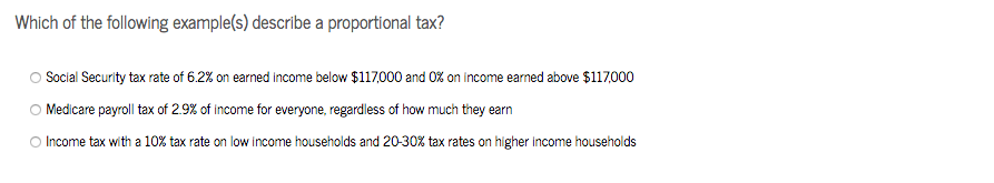 proportional tax example