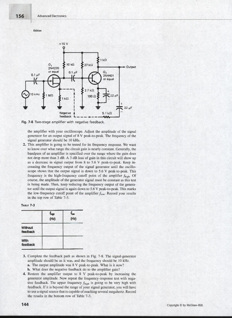 experiments manual to accompany electronics princi