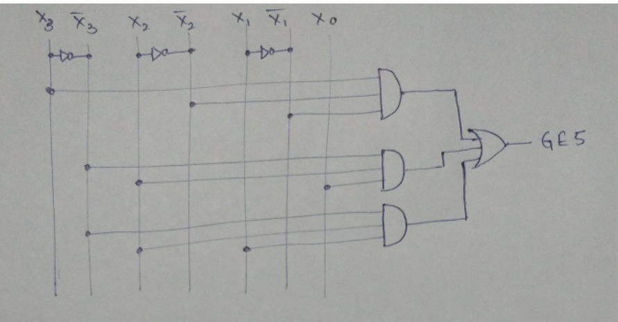 Solved implement this circuit diagram theres a truth ta 5 ge5 d j ccuart Image collections