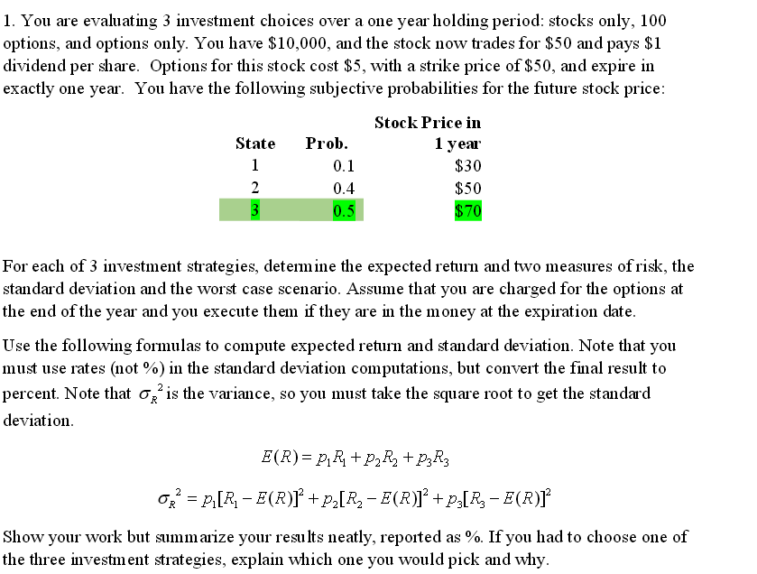 Holding period incentive stock options