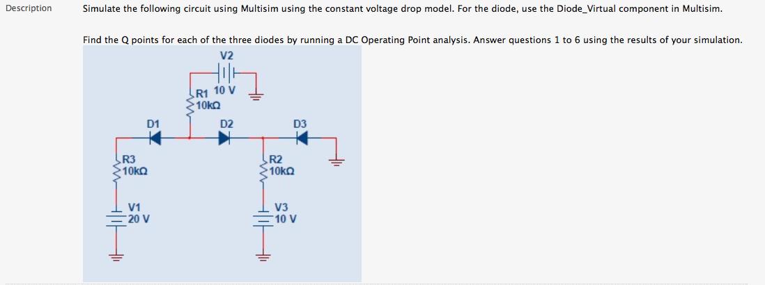 solved description simulate the following circuit using m rh chegg com