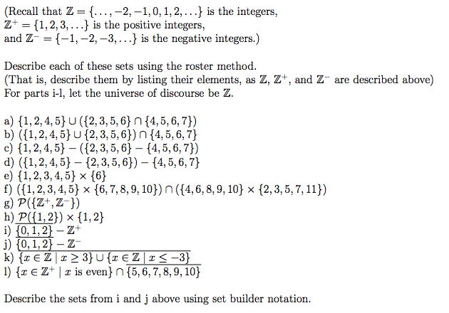 Solved: This Is A Discrete Mathematics Questions  I Will G