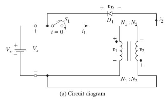 Solved Vd Ki T0 01 1n2 A Circuit Diagram Chegg
